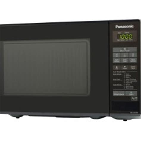 Panasonic Countertop Microwave Reviews by Panasonic Nn E281bmbpq Black Compact Microwave Review