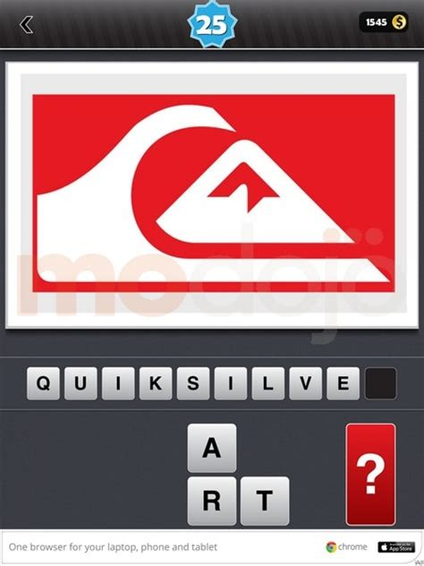logo guess level 21 guess the logos answers solutions cheats level pack 2 21 25 modojo