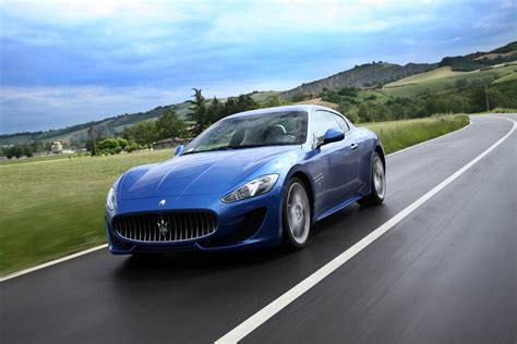 maserati granturismo 2012 2012 maserati granturismo sport review and picture gallery