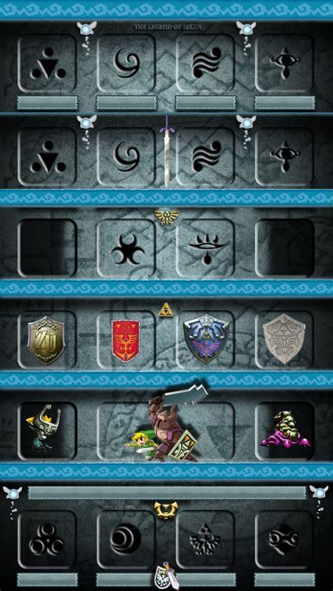wallpaper iphone mobile legend legend of zelda iphone 5 shelf wallpaper iphone 5 5s