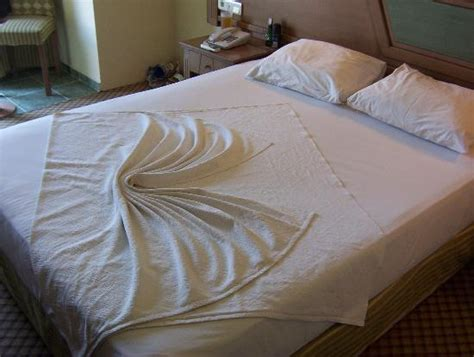 top bed sheets our bed with top sheet design picture of eken resort