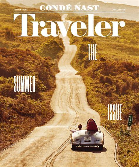 conde nast traveler subscribe  conde nast traveler magazine discountmagscom