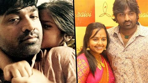 actor vijay sethupathi and his wife photos vijay sethupathi family photos with wife son daughter