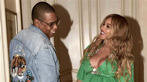 beyonce jay zs album release  heels  twins birth
