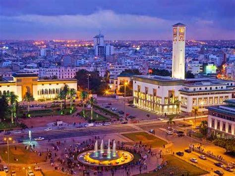 citt罌 e porto marocco citt 224 di casablanca informazioni marocco fai da te