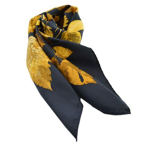 yellow pattern scarf brandvalue rakuten global market hermes hermes scarf