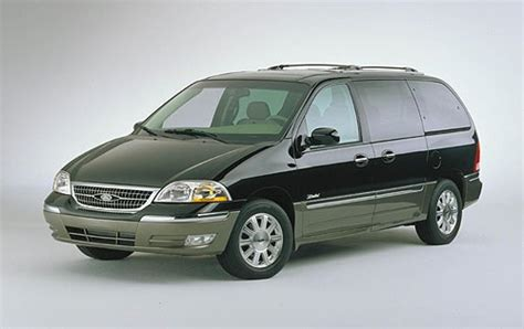 Ford Windstar 2000 by 2000 Ford Windstar Information And Photos Zombiedrive