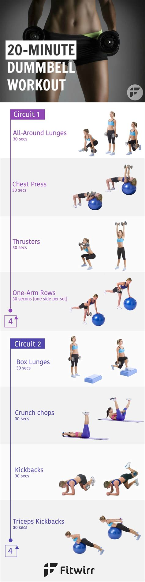 home dumbbell workout routine most popular workout programs