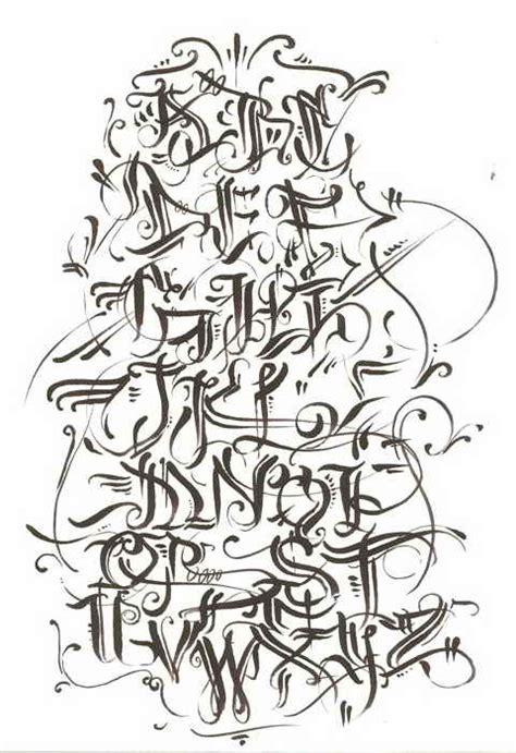 tagging letters styles graffiti alphabet