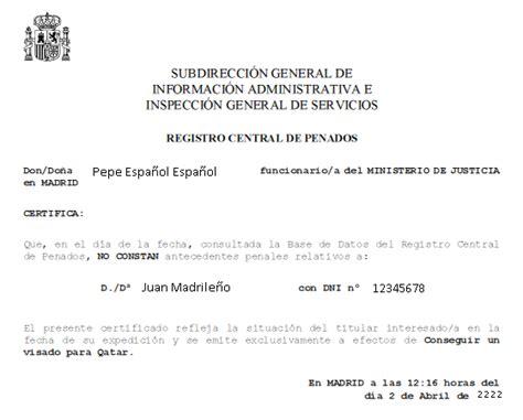 como imprimir antecedentes policiales certificado de antecedentes penales c 243 mo conseguirlo 2018