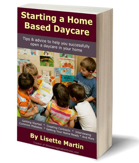 things i wish i knew before i started my in home daycare