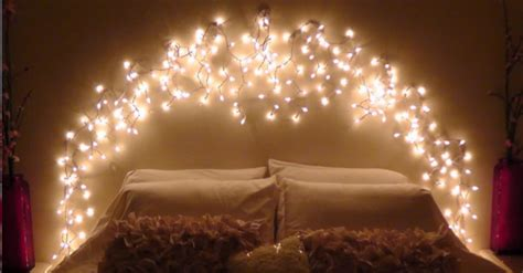 make your own light decorations 17 ideas para decorar con luces en cadena notas la biogu 237 a