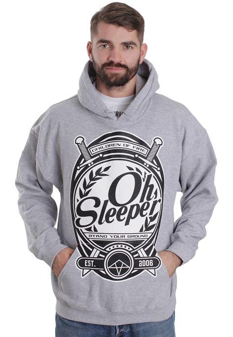 oh sleeper stand your ground sportsgrey hoodie