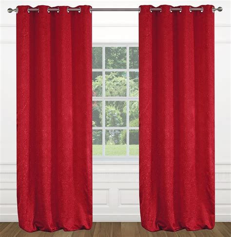 discount grommet curtains delta grommet curtain pair 52x95 quot in ivory 371 canada