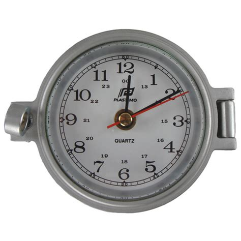 Clock Mat by Plastimo Port Clock Marine