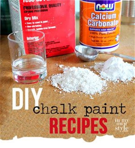 diy chalk paint calcium carbonate vs plaster of furniture window and plaster on