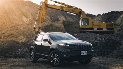 jeep canada review 2016 jeep cherokee trailhawk canadian auto review