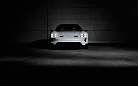 porsche mission e wallpaper porsche mission e cross turismo 2018 4k wallpapers hd