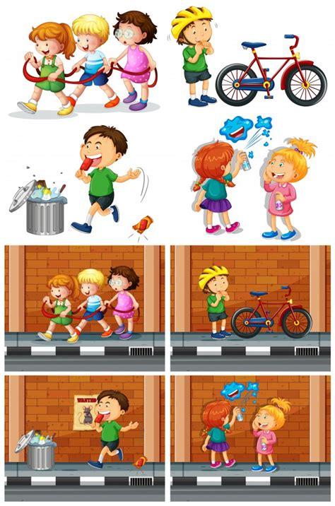 imagenes niños jugando con arena ni 241 os jugando con amigos en la carretera descargar