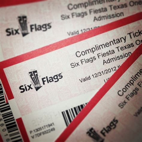 Sweepstakes Tickets - 6 flags ticketsworld of flags world of flags