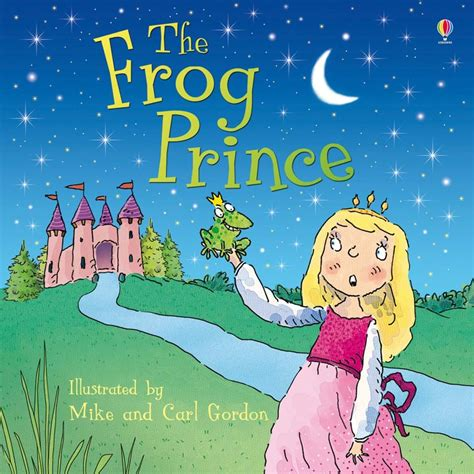 the prince picture book the frog prince at usborne children s books