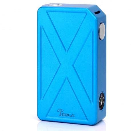 Tesla Invader Iii Tesla Invader 3 Authentic 1 authentic tesla invader iii blue zinc alloy 240w vv box mod