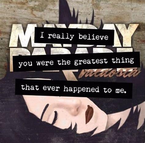 terrible things mayday parade terrible things mayday parade lyrics pinterest