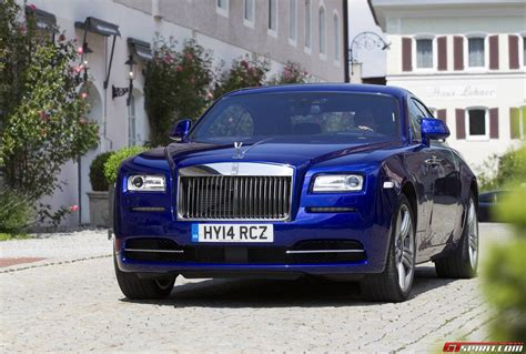 rolls royce wraith blue special report rolls royce wraith ghost and phantom