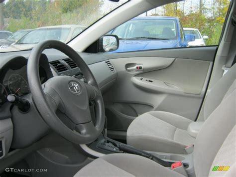 2009 Toyota Corolla Interior by Ash Interior 2009 Toyota Corolla Le Photo 37943743
