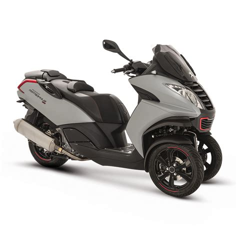 scooters mopeds peugeot metropolis 400 rs three wheel