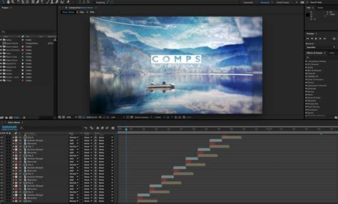 Creating Ae Templates 5 Factors For Profitable Designs Storyblocks Blog Create After Effects Template
