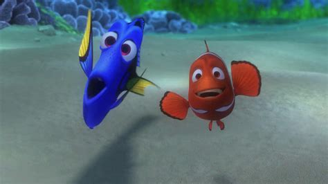 Finding On Pixar Rewind Finding Nemo Rotoscopers