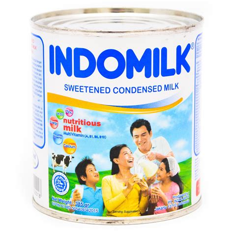Kental Manis Indomilk 1 Dus Jual Indomilk Kental Manis Can Plain 370g 1pc