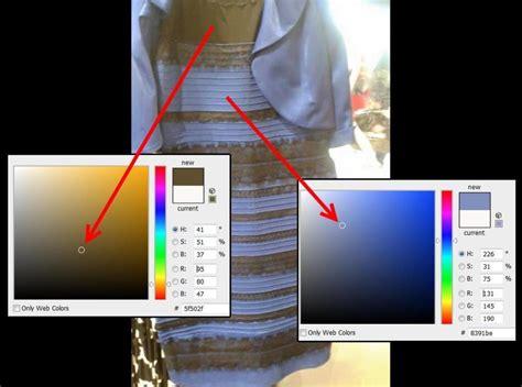 imagenes del vestido azul y negro o blanco y dorado redes sociales y t 250 191 de qu 233 color crees que es este