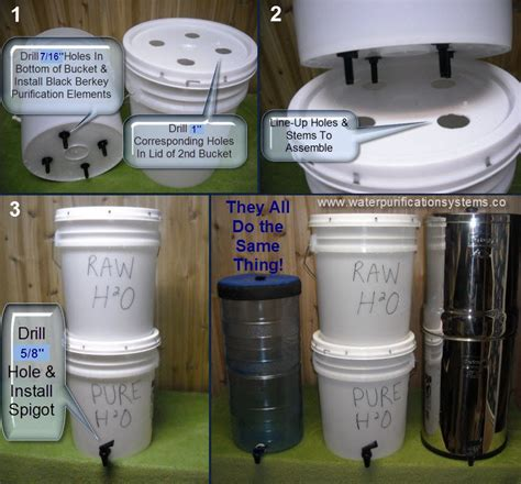 Handmade Water Filter - water filter water purifier berkey water