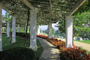 Pergola Commons Theatre by File Old Amphitheater Looking E Along Colonnade