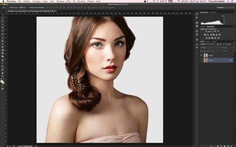 tutorial photoshop ritratto simulare un bagliore dietro un ritratto con photoshop