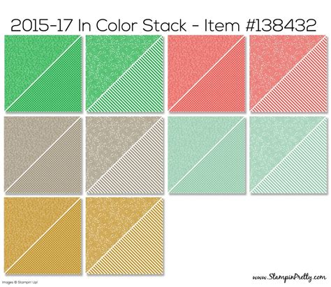 in color 2015 my favorite things 2015 16 stin up catalog stin