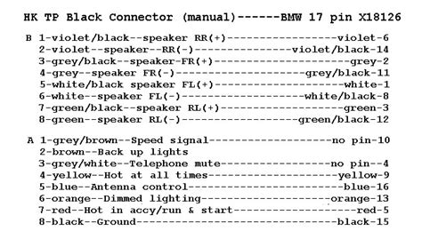 bmw wiring diagram colors wiring diagram with description