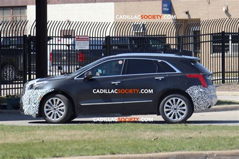 2020 Cadillac Xt5 Pictures by Pictures 2020 Cadillac Xt5 Refresh Testing