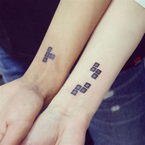 matching wedding tattoos 16 inspiring couples who chose matching wedding tattoos