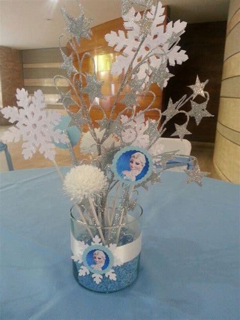Centros De Mesa De Cumpleaos En Pinterest Fiestas De Apexwallpapers   centro de mesa frozen cumplea 209 os tematico frozen