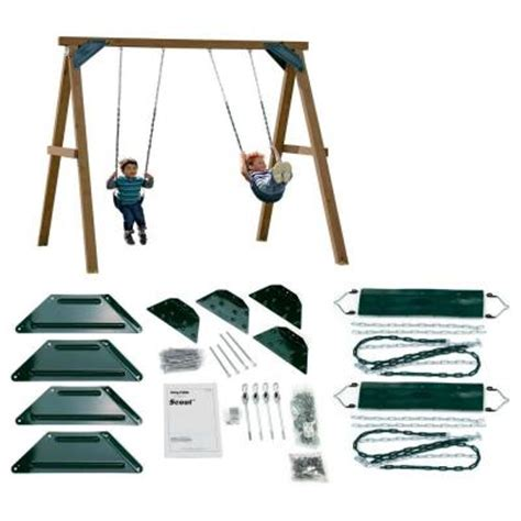 swing set hardware home depot swing n slide playsets do it yourself one hour custom play