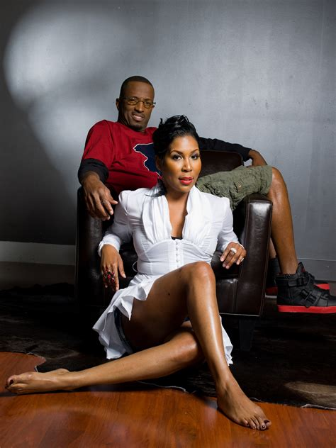where did ebony from ricky smiley go ebony steele their not a couple absolutely extraordinary