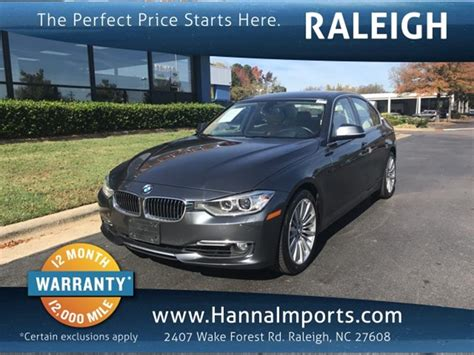 Bmw For Sale In Nc by Used Bmw 3 Series For Sale In Raleigh Nc Carsforsale