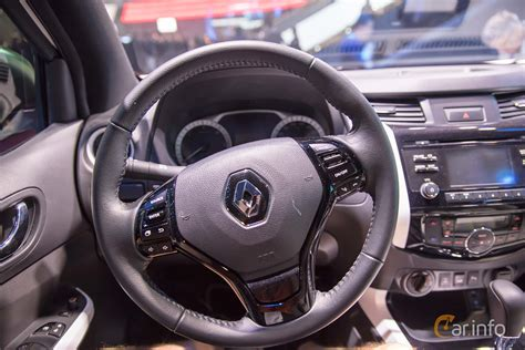 renault alaskan interior renault alaskan 2017 at geneva motor 2017