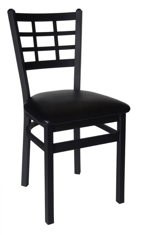 Commercial Dining Chairs Commercial Restaurant Dining Chairs Regal Seating Series 411 Window Pane Commercial Dining