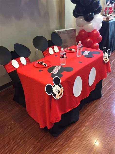 Minnie And Mickey Mouse Baby Shower by Mickey Mouse Baby Shower Ideas Photo 1 Of 9
