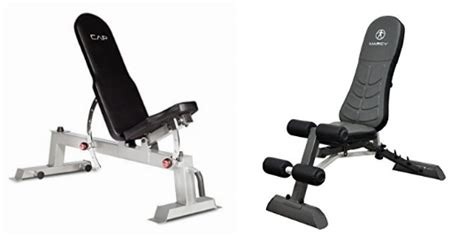 cap barbell deluxe utility bench cap barbell deluxe utility weight bench vs marcy deluxe