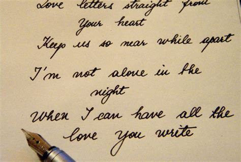 letter to your girlfriend